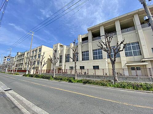 建物全部その他-大阪市平野区加美西1丁目 大阪市立加美中学校