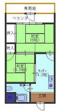 マンション(建物一部)-堺市西区浜寺元町3丁 間取り