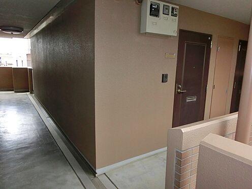 マンション(建物一部)-武蔵野市西久保2丁目 共用廊下のマンション画像