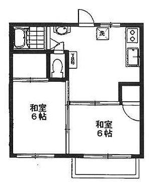 アパート-町田市忠生4丁目 根岸ハイツ・収益不動産