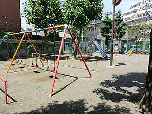 マンション(建物全部)-大田区大森北6丁目 周辺環境:うさぎ児童公園