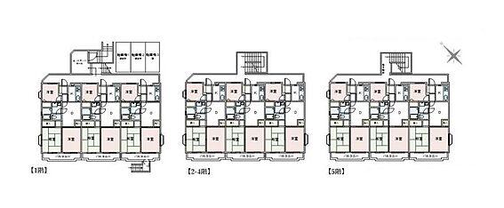 マンション(建物全部)-さいたま市中央区上峰3丁目 間取り