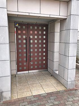 マンション(建物一部)-大田区西糀谷1丁目 エントランス