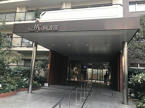 中古マンション-大阪市西区江之子島1丁目 エントランス