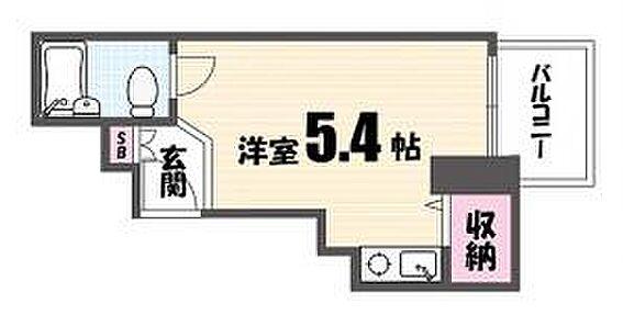 マンション(建物一部)-大阪市城東区成育3丁目 間取り
