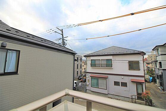 新築一戸建て-仙台市若林区木ノ下2丁目 バルコニー