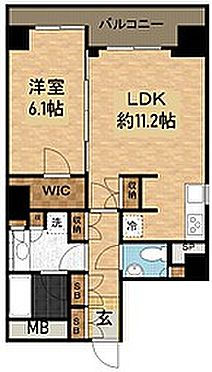 マンション(建物一部)-中央区築地4丁目 間取り