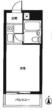 マンション(建物一部)-神戸市東灘区深江本町2丁目 間取り