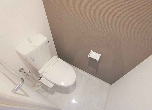 マンション(建物一部)-大阪市天王寺区東高津町 トイレ