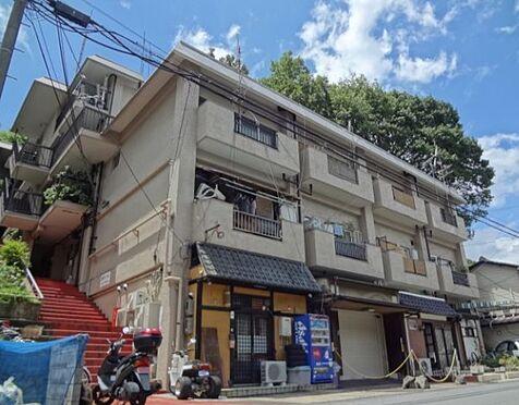 マンション(建物一部)-京都市山科区日ノ岡坂脇町 緑ある閑静な住宅街
