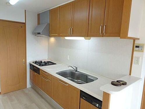 マンション(建物一部)-北九州市小倉南区中曽根1丁目 食器洗浄乾燥機付き。