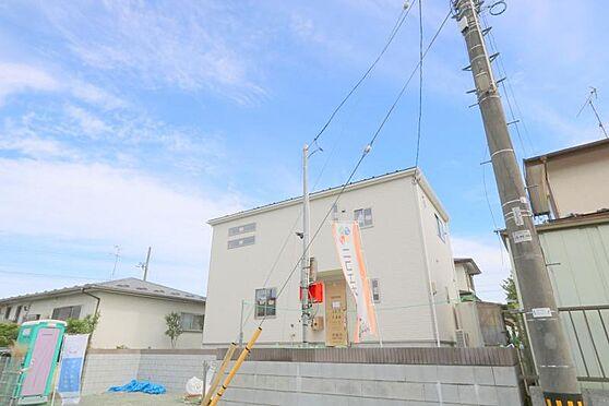 新築一戸建て-仙台市泉区加茂4丁目 外観