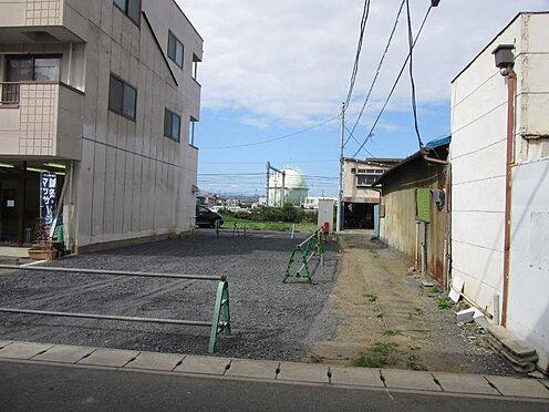 アパート-佐野市久保町 東側