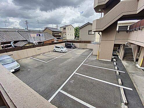 中古マンション-名古屋市中川区愛知町 駐車場