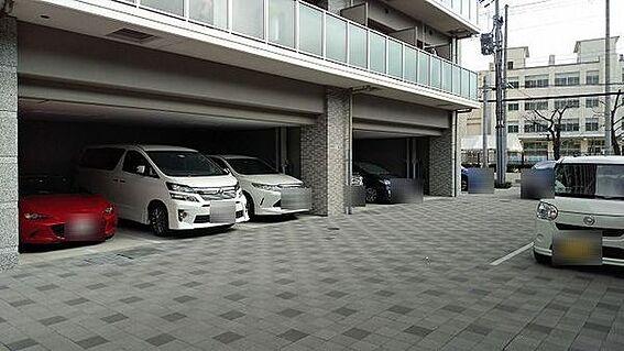 区分マンション-大阪市都島区東野田町5丁目 駐車場