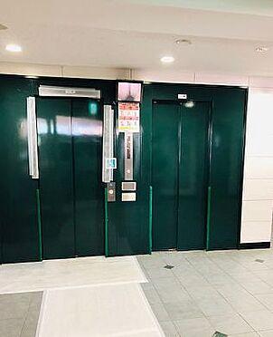 区分マンション-大阪市城東区中央3丁目 防犯カメラ付きエレベーターあり