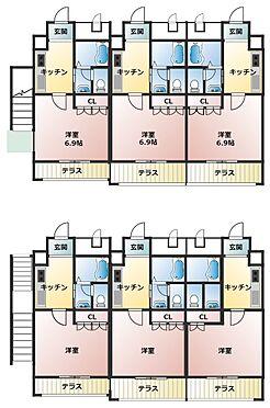 マンション(建物全部)-和歌山市梅原 間取り