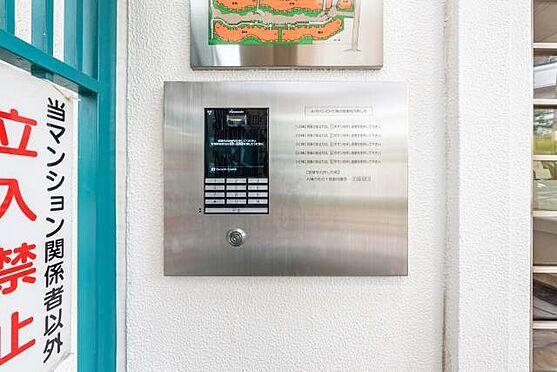 マンション(建物一部)-茅ヶ崎市東海岸南6丁目 ■ インターホン ■ インターホン付き、かつ有人管理でセキュリティ面も安心!心置きなくおくつろぎいただけます。