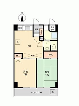 マンション(建物一部)-板橋区新河岸3丁目 間取り