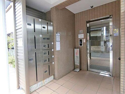 マンション(建物一部)-目黒区目黒本町4丁目 安心のオートロック、不在時にも便利な宅配ボックス完備!