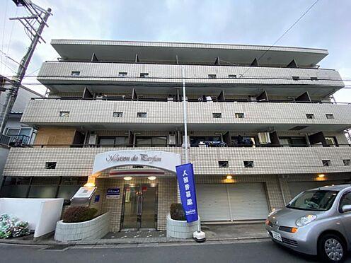 マンション(建物一部)-京都市右京区西院西高田町 外観