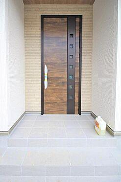 新築一戸建て-仙台市若林区木ノ下2丁目 玄関