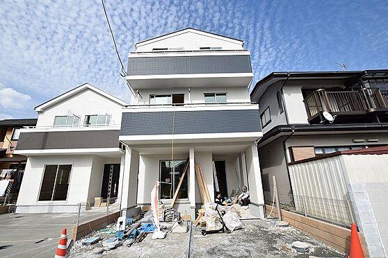 新築一戸建て-仙台市宮城野区栄2丁目 外観