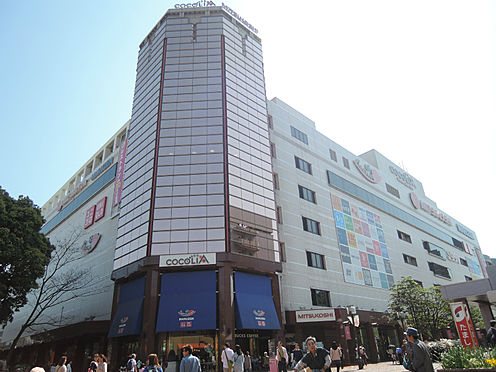 中古マンション-多摩市豊ヶ丘2丁目 COCOLIA TAMACENTER(550m)