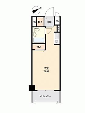 中古マンション-札幌市北区北39丁目 間取り