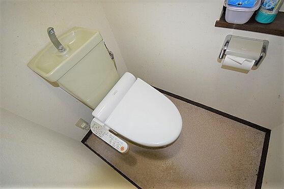 中古マンション-仙台市太白区茂庭台4丁目 トイレ