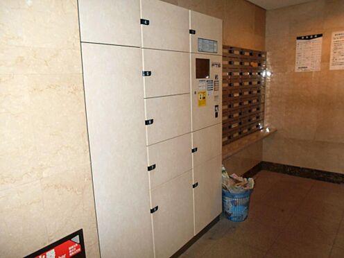 マンション(建物一部)-志木市本町5丁目 不在時に便利な宅配ボックスを完備