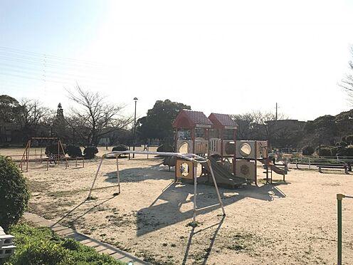 土地-西尾市道光寺町西縄 緑町公園 約890m