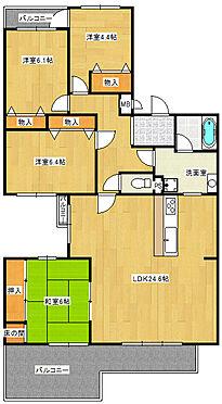 マンション(建物一部)-神戸市西区月が丘4丁目 広々とした室内が魅力