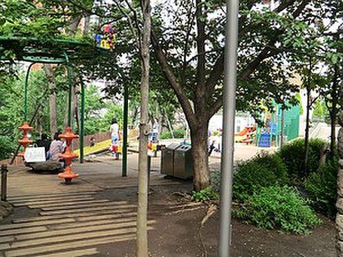 マンション(建物一部)-港区西麻布4丁目 周辺環境:さくら坂公園