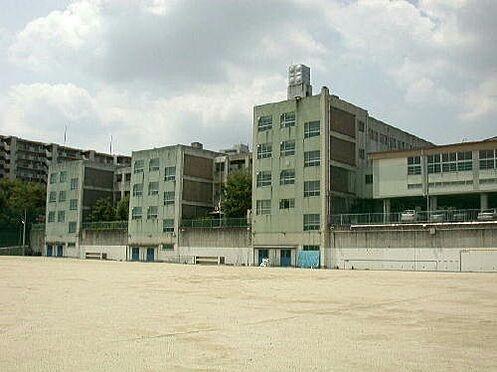 戸建賃貸-名古屋市名東区平和が丘1丁目 猪子石中学校まで徒歩約12分 約1000m