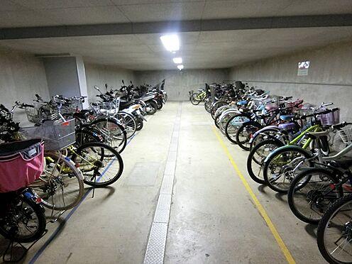 中古マンション-八王子市松木 自転車置き場です。バイク置場もあります。