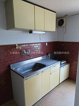 ビル(建物全部)-姶良市加治木町本町 2階201居住用キッチン