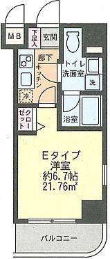 マンション(建物一部)-川崎市中原区上新城2丁目 間取り