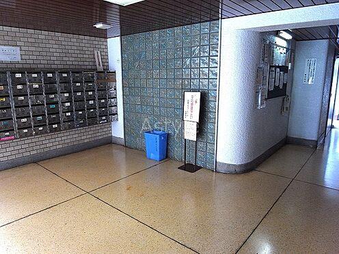 区分マンション-世田谷区玉堤1丁目 エントランス