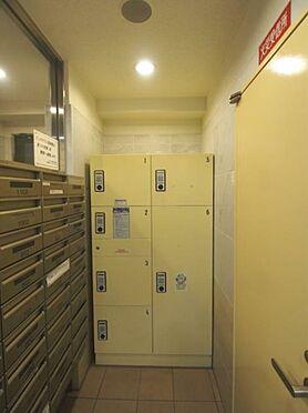 区分マンション-大阪市中央区石町2丁目 宅配BOX完備