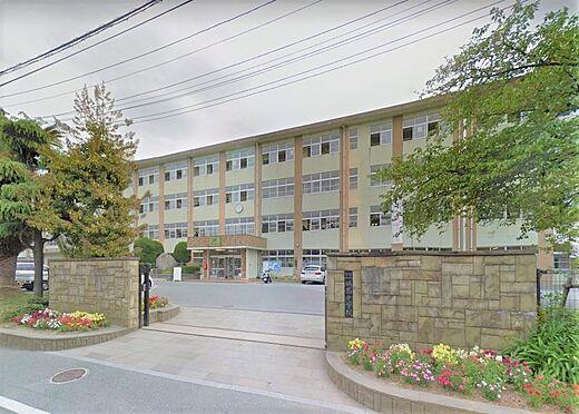 区分マンション-福岡市城南区別府5丁目 福岡市立城南中学校。500m。徒歩6分。