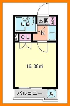ビル(建物全部)-広島市南区東雲2丁目 間取り