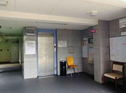 マンション(建物一部)-大阪市住吉区遠里小野3丁目 エレベーター