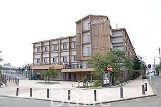 中古マンション-横浜市青葉区新石川4丁目 私立國學院大学横浜たまプラーザキャンパス 徒歩10分。 770m