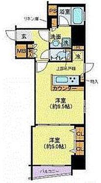 マンション(建物一部)-台東区上野7丁目 間取り