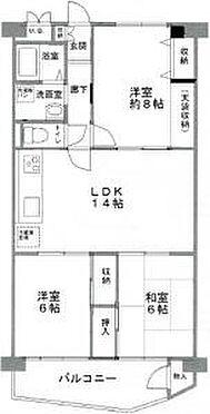 マンション(建物一部)-神戸市須磨区友が丘9丁目 間取り