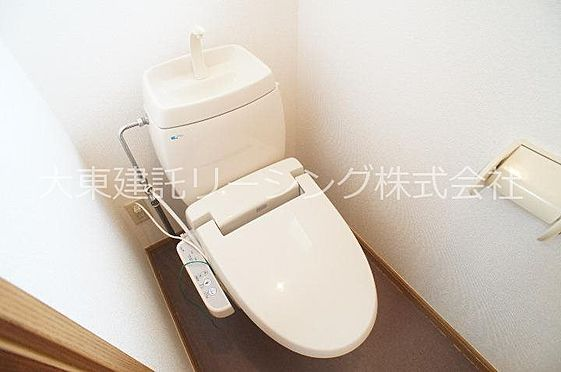 アパート-高萩市大字安良川 トイレ
