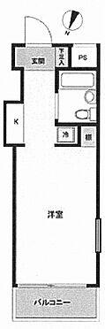 中古マンション-大田区大森東4丁目 間取り