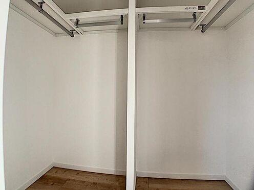 新築一戸建て-名古屋市守山区小幡北 沢山収納できるWIC