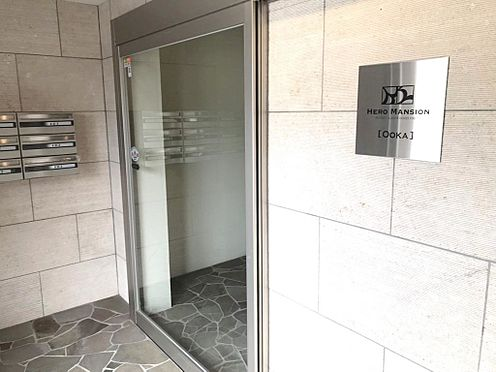 店舗付住宅(建物全部)-沼津市大岡 エントランス